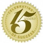 Celebrating 15 years of success
